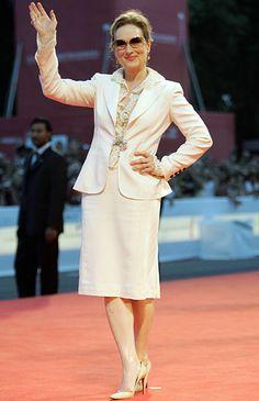 Meryl Streep - Venice Film Festival, 2006