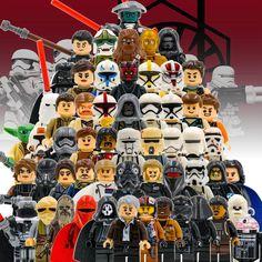 Star Wars Toys Building Block || LATEST EDITION