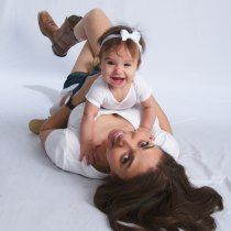 Cute Mommy and baby photo - Our Portfolio | Target Portrait Studios