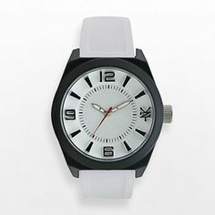 Zoo York Black and White Watch #KohlsDreamGifts