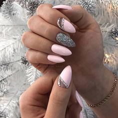 In look for some nail designs and some ideas for your nails? Here's our list of must-try coffin acrylic nails for cool women. Hot Nails, Pink Nails, Hair And Nails, Hot Nail Designs, Acrylic Nail Designs, Pointed Nail Designs, Almond Acrylic Nails, Cute Acrylic Nails, Gorgeous Nails