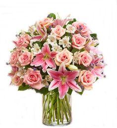 arranjos de flores em vasos como fazer - Pesquisa Google