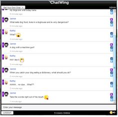 android apps swiftchat global chat rooms