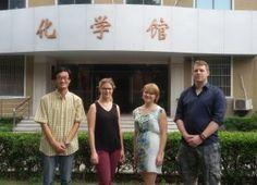 Erlanger Studierende können ihre Masterarbeit auch im Ausland schreiben. So wie hier an der Tongji-Universität in Shanghai.