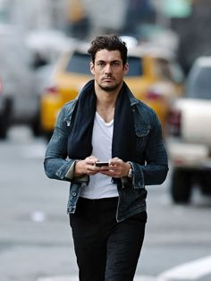 David Gandy , The Best Lookbook Inspiration & More Details That Make the Difference