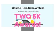 """DEBT FREE DEGREE ALERT! If you have a """"screenager"""" in your life, this scholarship is perfect for them! It requires a short answer (ala tweet, snap, or instagram status) and that's most of it! TWO $5,000.00 scholarships would help immensely for the upcoming school year, don't you think? You should schedule a sit down with[...]"""