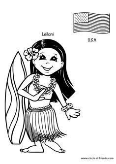 54 Meilleures Images Du Tableau Coloriage Enfant Du Monde Coloring