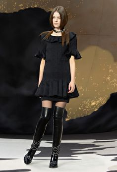 Ready-to-wear - Fall-Winter 2013/14 - Look 69 - CHANEL Fashion
