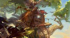 gary soto treehouse shot by Kekuni on DeviantArt Gary Soto, Heart Tree, Cartoon Pics, Game Design, Image Search, Art Drawings, Digital Art, Deviantart, Sunset