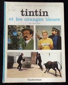Le chouchou de ma boutique https://www.etsy.com/ca-fr/listing/285465631/tintin-et-le-oranges-bleues-edition