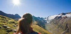 A summer in the Austrian Alps