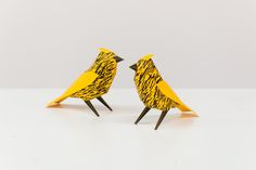 Over 100 paper engineered birds of varying species, colour and fashion patterns. Featuring patterns from local St James Architects. Fashion Patterns, Paper Birds, Art Direction, Architects, Colour, Group, Life, Color, Colors