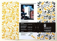 My brochure design Brochure Design, Apollo, My Arts, Leaflet Design, Catalog Design, Pamphlet Design, Apollo Program