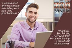 "Zoo Printing could change your life. Why not sign-up for a free wholesale account today!  ZOO PRINTING ""Putting Profits in Your Pocket""  Create Your Free Account Today! http://zooprint.us/6ISkL #Printing #PrintBrokers #GraphicDesigners #WholesalePrinting #ZooPrinting"