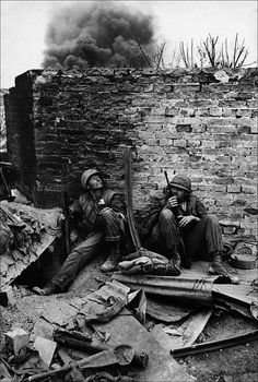 US Marines, Tet Offensive, Battle of Hue. 1968