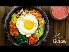 Dolsot Bibimbap (Korean) recipe How to make Dolsot Bibimbap (Korean) Ingredients 2 cups short-grain rice 400 g beef scotch fillet, finely sliced into strips ...