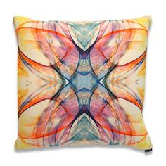 DQtrs - Daniel Goldstein - Arbre Sol- DG_007 - The Visual Aid Pillow Project is an opportunity to collect a limited edition pillow by accomplished artists while supporting artists in need. These printed pillows have been curated to accent beautifully in your home or office.