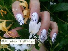 Tuto nail art simple - YouTube