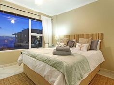 The Waves 202 - The Waves 202 is a beautiful apartment set in Bloubergstrand in Cape Town. It has stunning views of the spectacular Table Mountain and Atlantic Ocean.   There are two bedrooms and two bathrooms in this ... #weekendgetaways #bloubergstrand #southafrica