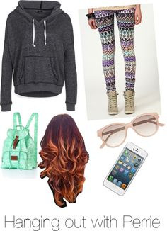 """""""Perrieee"""" by mathaide ❤ liked on Polyvore"""