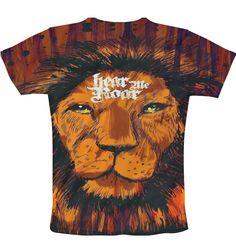 Roar Tiger T-Shirt
