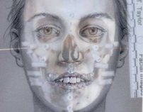 When a young woman's decomposed body was found in a Chicago alley, authorities asked forensic artist Karen T. Taylor for assistance. Taylor used the victim's cleaned skull to created both a drawn and a sculpted face, which led to her identification.