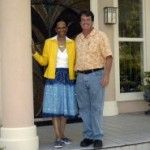 Mrs. Nat King Cole and Craig Anderson - http://www.premierroofingflorida.com/about-premier-roofing-metal-roofing-in-orlando/