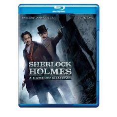 Sherlock Holmes: A Game of Shadows on Blu-ray/Digital for $9.99 (reg. 35.99$)