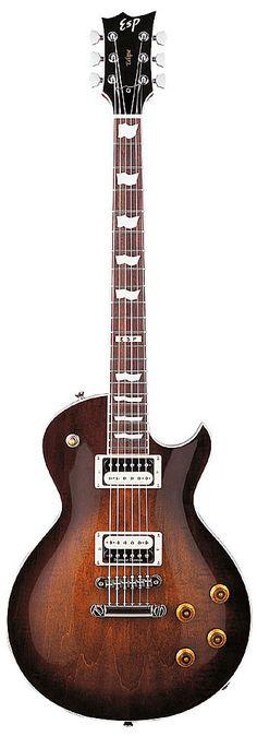 ESP Eclipse I Electric Guitar Mahogany
