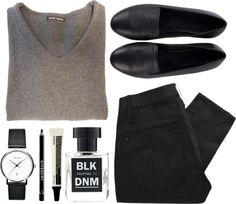 BLK DNM by louisesuxx featuring marc by marc jacobs
