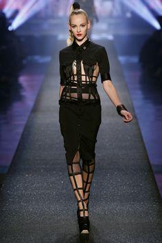 JEAN-PAUL GAULTIER - Paris Fashion Week Primavera-Verano 2013