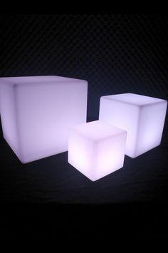 LEd Cube, Cube light, Cube lamp, Cube Seat LED cube