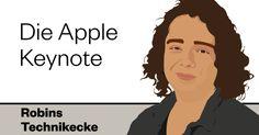 Robin stellt uns in seiner Technikecke alles neue in der Welt der Technik vor, dieses mal geht es um das neue MacBook, die Apple Watch und den Apple TV