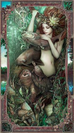 annie stegg images - Google Search -Mother Swamp?