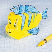 Fabius-3D-Papiermodell