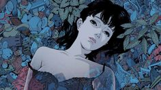Anime is a style of hand-drawn and computer animation originating in Japan. Here's the list for some of the greatest anime movies that'll leave you speechless with their remarkable storyline and/or extraordinary animations. Anime Negra, Film Animation Japonais, Manga Anime, Satoshi Kon, Art Sketches, Art Drawings, Japanese Animated Movies, Blue Anime, Dark Anime Art