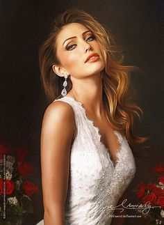 Beautiful In White 11 ( SPECIAL ) by Amro0