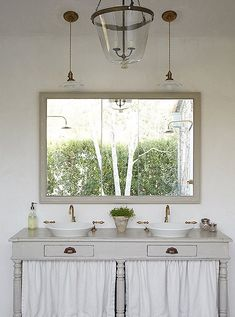 How to Freshen Up Your Powder Room – One Kings Lane — Our Style Blog