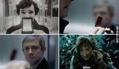 Sherlock meet Hobbit