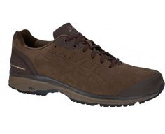 ASICS Gel-Odyssey WR Men's Walking Shoes, Brown, US11.5, The GEL ODYSSEY is an ideal shoe for trail walking, designed with the rearfoot GEL and solyte midsole they provide great cushioning and heel centre stability. The ODYSSEY features an oiled nubuck leat..., #Apparel, #Walking