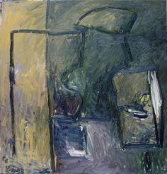 Milton Resnick, 1957