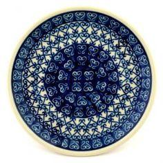 Polish Pottery #435 Ceramika Artystyczna, Boleslawiec Pattern P2442A
