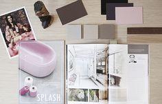 splash magazine - german magazine for bathroom design Blog, Office Supplies, German, Magazine, Bathroom, Design, Projects, Deutsch, Washroom