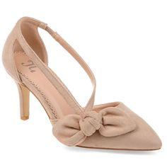 3fc79772f1d3 Journee Collection Jc Jilli Womens Pumps Slip-on Pointed Toe Stiletto Heel  Stiletto Heels