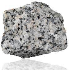 diorite Minerals And Gemstones, Crystals Minerals, Rocks And Minerals, Crystals And Gemstones, Stones And Crystals, Healing Crystals, Formations Rocheuses, Igneous Rock, Gemstone Properties