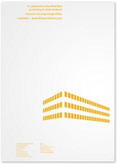 minimalist style poster representing a building. Really cool concept and design. Typography Layout, Graphic Design Typography, Graphic Design Illustration, Web Design, Layout Design, Print Design, Poster Layout, Book Layout, Plakat Design