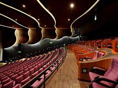 isso sim que é uma sala de cinema de verdade.
