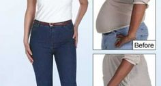 Kymaro Curve Control Skinny Comfort Jeans | As Seen On TV Marketplace