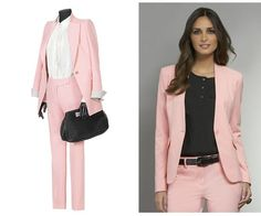 Pastel Pink Suit | Outfits TO INSPIRE | Pinterest | Pastel, Suits ...