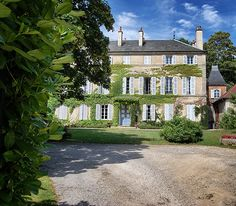 Château de Chambolle-Musigny. Photograph by Amitié Wines. http://www.amitiewines.com